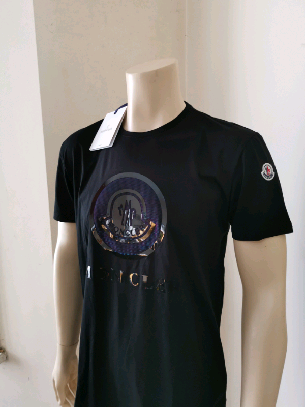 474840b50 Moncler Limited Edition Colour shifting T-shirt (large) | in Derby,  Derbyshire | Gumtree
