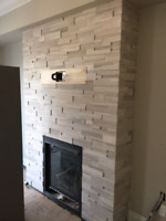 Ceramic tile and stone installation