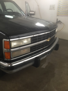1990 chevy long box