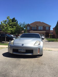 2007 Nissan 350Z tinted accents Coupe (2 door)
