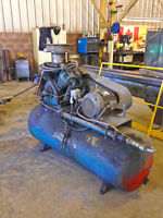 Ind. Compressor - 2 Stage 7.5hp DeVilbiss to Sell - NEW PRICE