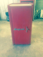 Mac and Snap On Tool Boxes