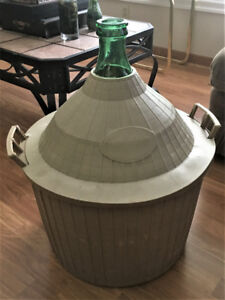 Carboy for wine making