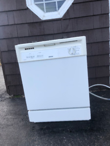 Dishwasher - older model Kenmore