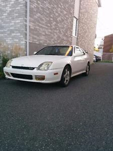 2001 Honda Prelude tout equiper  2700$ nego