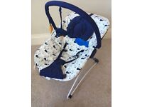 Baby bouncer - Mothercare Whale Bay Bouncer