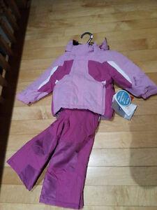 NEW Etirel winter jacket + snow pants (3T) Cambridge Kitchener Area image 1