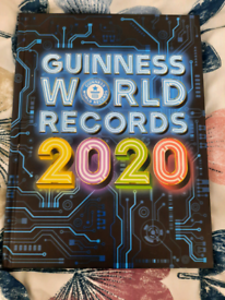 Guinness world record 2020 book