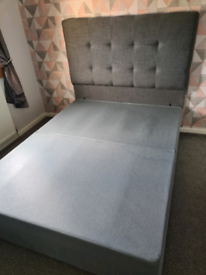 Divan bed, king size