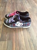 Size 9 DC sneakers