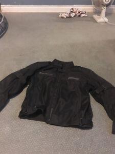 Motorcycle jacket,pants