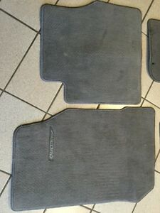 Grey Floor mats for Honda accord - set of 4 London Ontario image 4