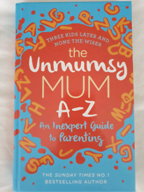 The Unmumsy Mum A-Z book