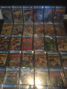 Silver Age Key Issue Comics for Sell Edmonton Edmonton Area image 6