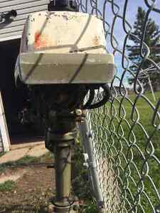 2 hp Johnson outboard motor London Ontario image 2