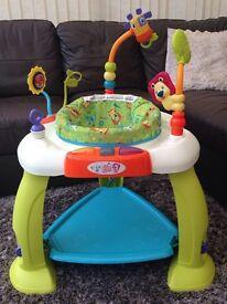 Bright Starts Baby Bouncer Activity Jumper