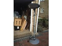 £10 patio / conservatory electric heater
