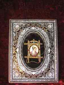 Rare Russian Icon of Catherine the Great
