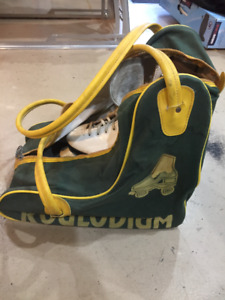 Patin a roues vintage olympique