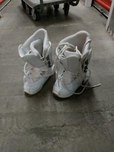 LTD Snowboarding Boots Woman Size 7