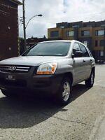2005 Kia Sportage LX 2.0l - SUV/MANUEL/CLEAN/MAGS