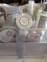 7 piece Cotton Fresh pure passion gift set new