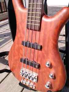 This Saturday! - Warwick Corvette bass