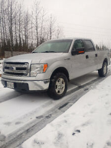 2013 Ford F-150 XLT 4X4 SUPERCREW Pickup Truck 301A pkg
