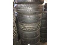 Vans tyres quilty tyres partworn for just £25.00