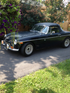 1972 MGB for sale