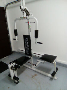 Exerciseur Weider Multi-Exercices Livré