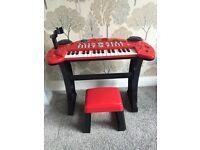 Sing along keyboard