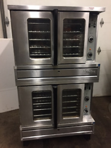 Garland Sunfire Full Size Bakery Depth Double Stacked Convection