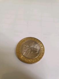 Shakespeare Crown £2