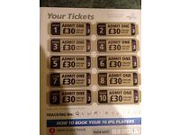 20 IPG Paintball tickets expire 10/06/18 open to offers