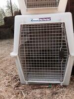 Large dog kennel for sale