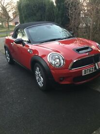 Mini Cooper convertible 2013 damaged repaired cat d