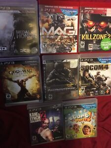 Selling PS3 Games $10 each!  Or $70 for all! Cambridge Kitchener Area image 2