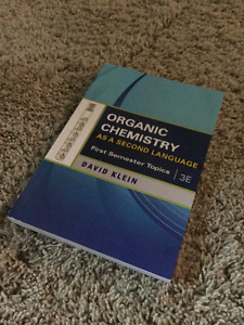 Organic Chemistry as a Second Language (3rd Edition) - Klein