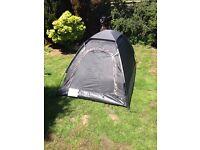 NEW pro action 2 person dome tent ( ideal garden/festival/beach)