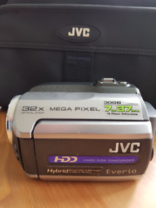 JVC Camcorder Palm Size lowered price
