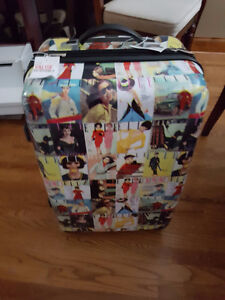 Brand New Luggage inspired by Vintage Elle Magazine covers!