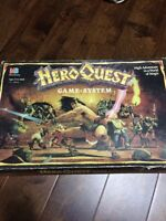 Classic board game Hero Quest + Kellar's Keep expansion