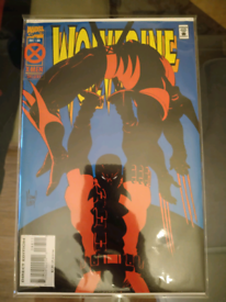 Marvel Wolverine #88 - comic