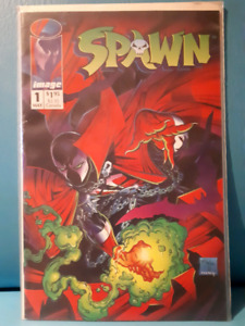 SPAWN Issue 1 Image Comics