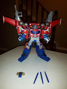Transformers Galaxy Force Convoy Optimus Prime