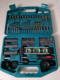 Makita 101 pc drill bit set