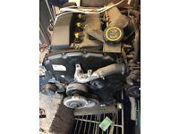 Ford transit engine 2002 2.4 90 ps rwd