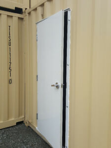 Container Modification - Metal Door set