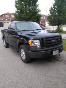 Selling my 2012 F-150 xl... it will be sold certified or as is